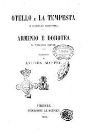 Otello di Guglielmo Shakspeare
