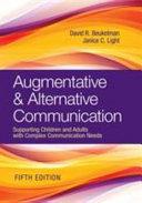 Augmentative & Alternative Communication
