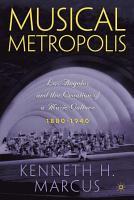 Musical Metropolis PDF
