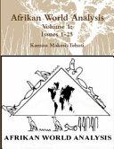 Afrikan World Analysis Volume 1 Issues 1 25