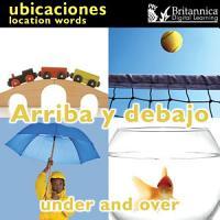 Arriba y debajo  Under and Over Location Words  PDF