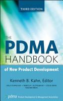 The PDMA Handbook of New Product Development PDF