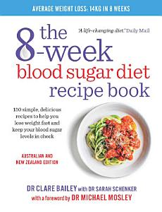 8 Week Blood Sugar Diet Recipe Book Book