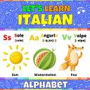 Let's Learn Italian Alphabet