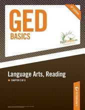 GED Basics: Language Arts Reading: Chapter 2 of 6, Edition 4