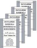 Encyclopedic Handbook of Biomaterials and Bioengineering