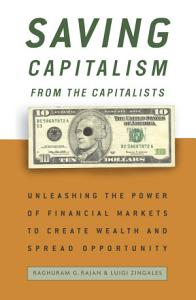 Saving Capitalism from the Capitalists PDF