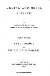 Psychology and history of philosophy