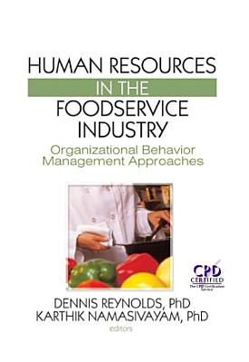 Human Resources in the Foodservice Industry