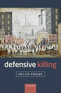 Defensive Killing Book