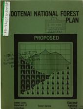 Kootenai National Forest (N.F.) Plan: Environmental Impact Statement