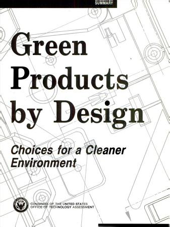 Green Products by Design PDF