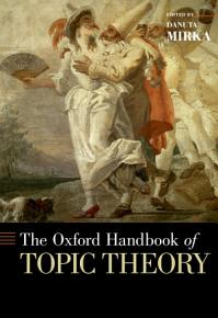 The Oxford Handbook of Topic Theory PDF