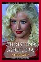 Christina Aguilera  A Biography PDF