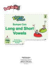 Long and Short Vowels--Bumper Cars Literacy Center
