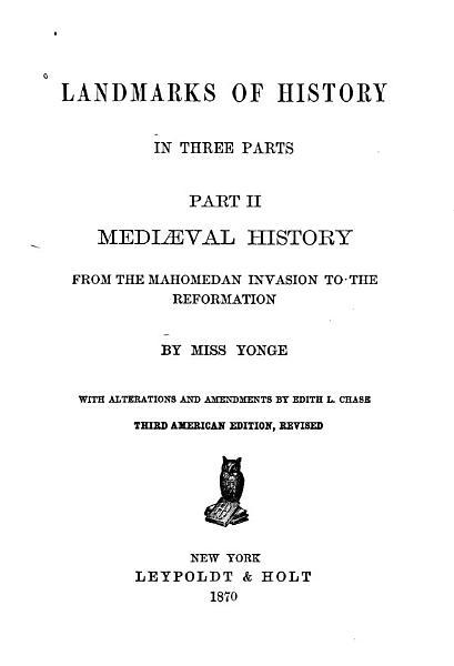 Download Landmarks of History Book