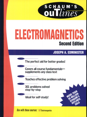 Schaum s Outline of Electromagnetics PDF