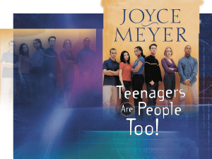 Teenagers Are People Too Book PDF