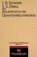 Relativistische Quantenfeldtheorie PDF
