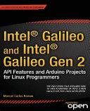 Intel Galileo and Intel Galileo Gen 2