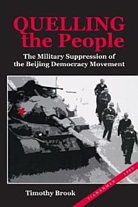 Quelling the People Book