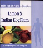 Improve Your Health With Lemon   Indian Hog Plum PDF