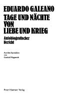 Tage und N  chte von Liebe und Krieg PDF
