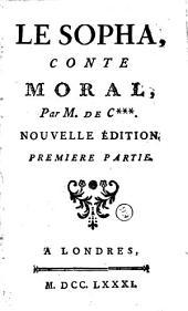 Le sopha: conte moral, par M. de C***.