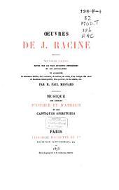 Œuvres de J. Racine: Volume10