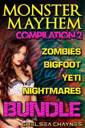 Monster Mayhem Bundle - Collection 2 (Yeti, Nightmares, Bigfoot, Zombies)