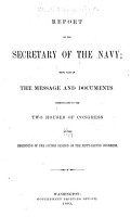 Annual Reports of the Navy Department PDF