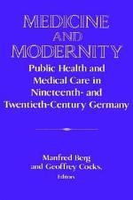 Medicine and Modernity