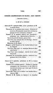 Congrès archéologique de France: Volumes22à23