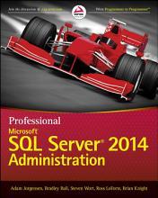 Professional Microsoft SQL Server 2014 Administration PDF