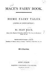 Macé's Fairy Book: Home Fairy Tales
