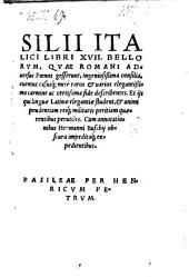 Libri XVII. bellorum, quae Romani aduersus Poenos gesserunt ... Cum annotationibus Hermanni Buschij (etc.)