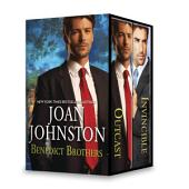 Joan Johnston The Benedict Brothers Box Set: Outcast\Invincible