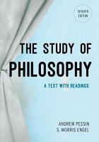 The Study of Philosophy PDF