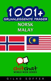 1001+ grunnleggende fraser norsk - Malay