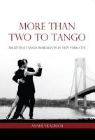 More Than Two to Tango PDF