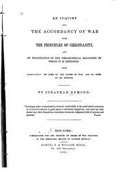 An Inquiry Into the Accordancy of War