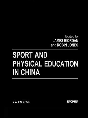 Sport and Physical Education in China PDF