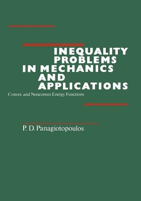Inequality Problems in Mechanics and Applications