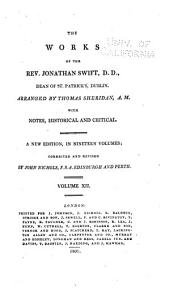 The works of of the Rev. Jonathan Swift: Volume 12