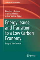 Energy Issues and Transition to a Low Carbon Economy PDF