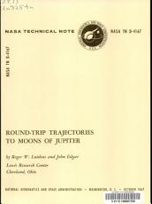 Round trip Trajectories to Moons of Jupiter PDF