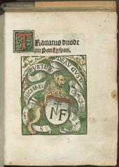 Tractatus duodecim