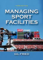 Managing Sport Facilities  3E PDF
