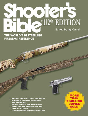 Shooter s Bible  112th Edition PDF