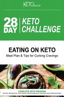 28 Day Keto Challenge Book